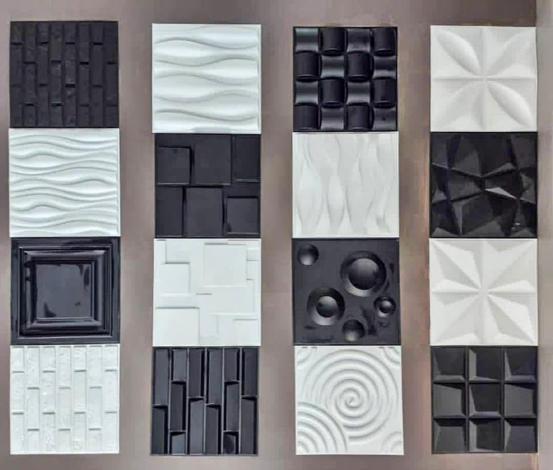 دیوارپوش های پلیمری